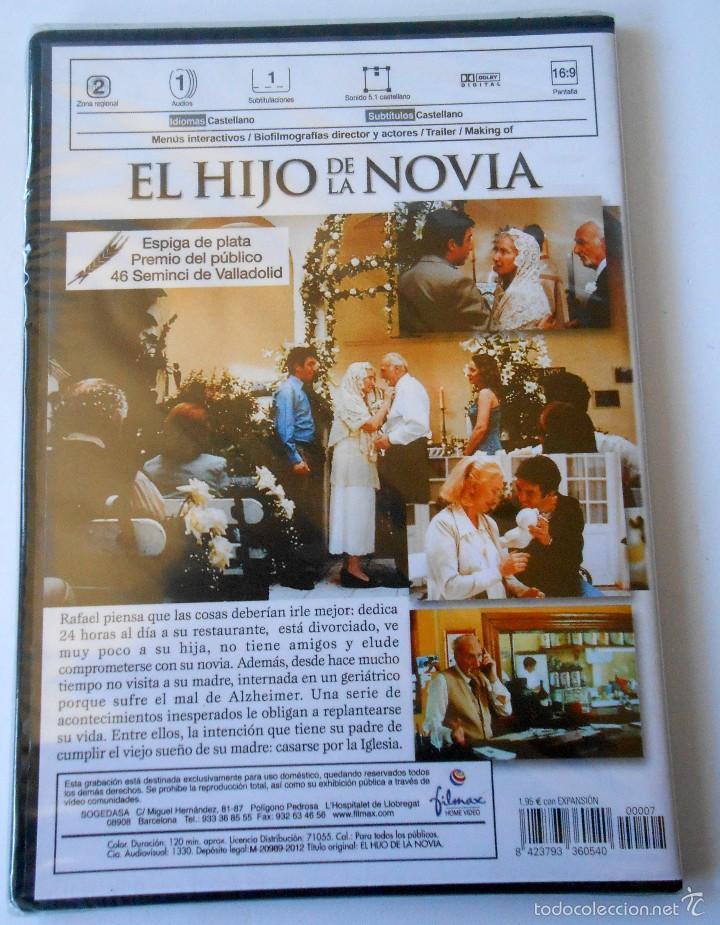 Cine: EL HIJO DE LA NOVIA precintado - Foto 2 - 55718501