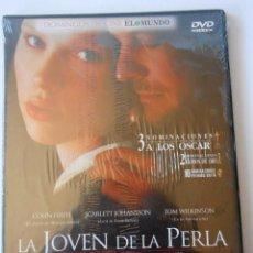 Cine: LA JOVEN DE LA PERLA PRECINTADO. Lote 55718554