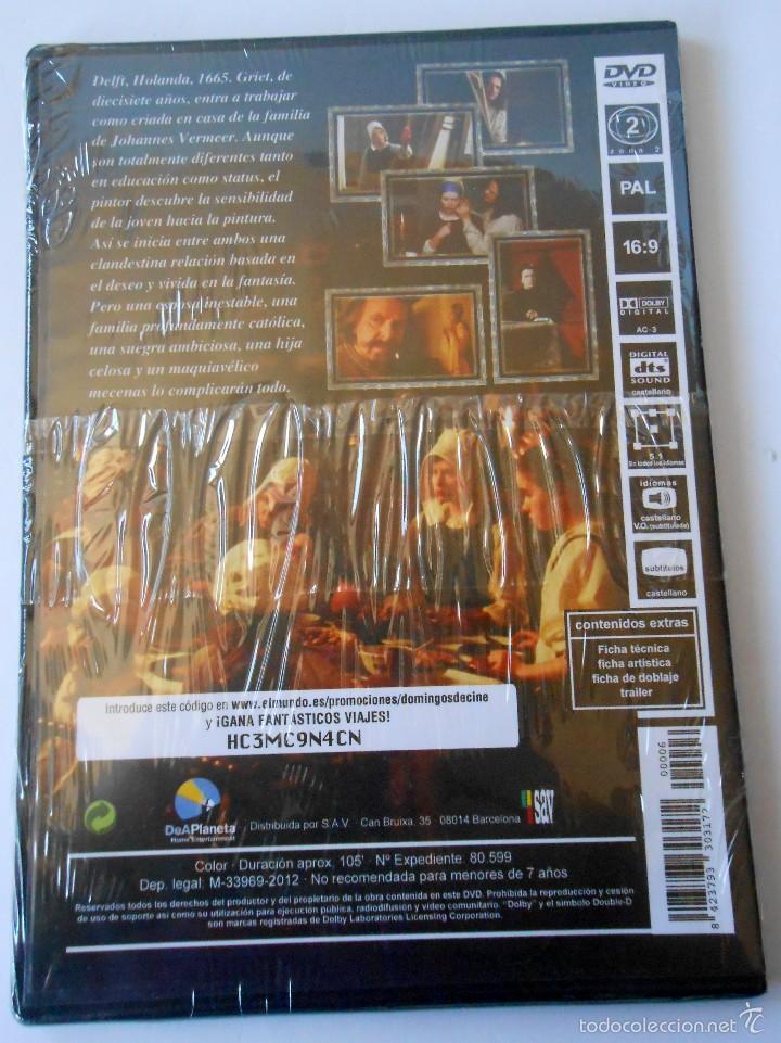 Cine: LA JOVEN DE LA PERLA precintado - Foto 2 - 55718554