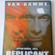 Cine: REPLICANT JEAN CLAUDE VAN DAMME PRECINTADO. Lote 55718592