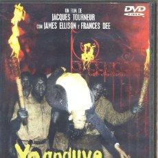 Cine: YO ANDUVE CON UN ZOMBIE (JACQUES TOURNEUR): VUDÚ, ZOMBIES Y PERSONAJES INQUIETANTES. Lote 150790153