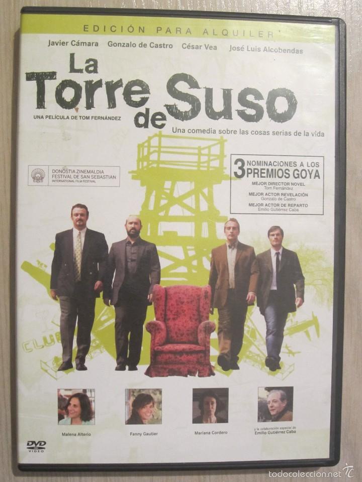 DVD LA TORRE DE SUSO (Cine - Películas - DVD)