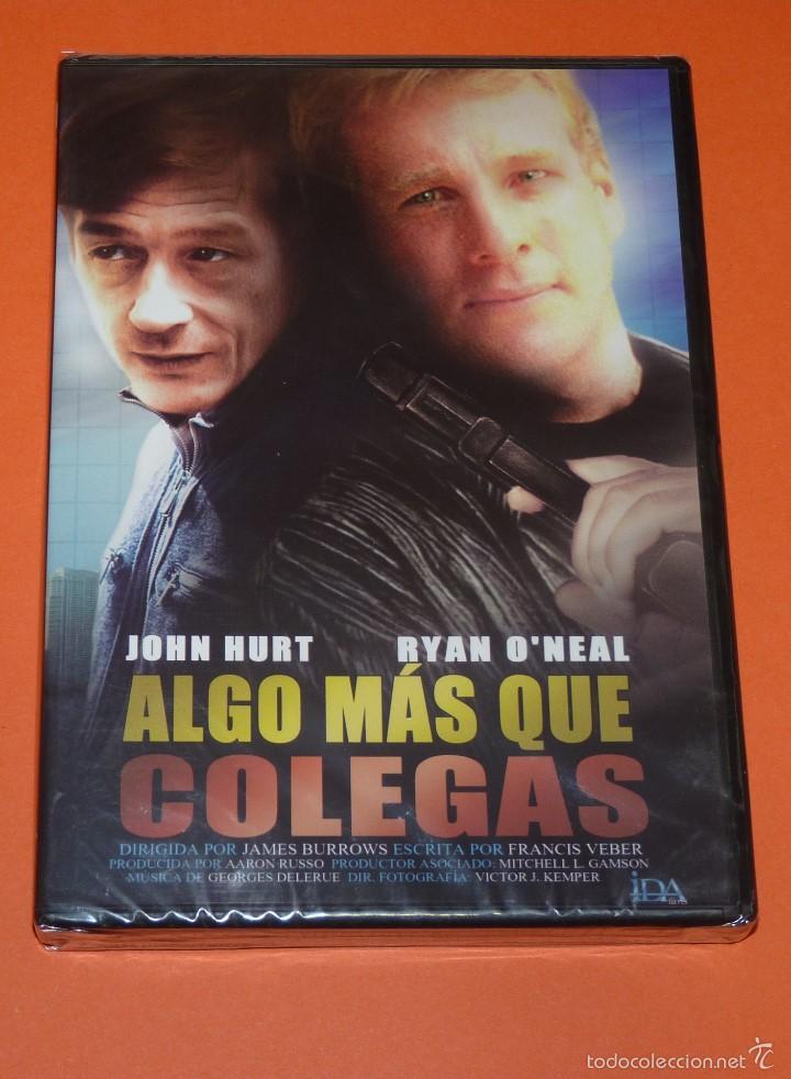DVD ALGO MAS QUE COLEGAS - JAMES BURROWS CON RYAN O'NEAL JOHN HURT -PRECINTADA DESCATALOGADA [CMLTC] (Cine - Películas - DVD)