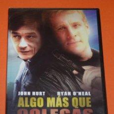 Cine: DVD ALGO MAS QUE COLEGAS - JAMES BURROWS CON RYAN O'NEAL JOHN HURT -PRECINTADA DESCATALOGADA [CMLTC]. Lote 55814489