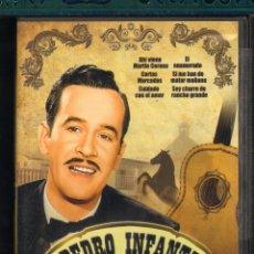 Cine: CINE GOYO - DVD - PEDRO INFANTE - PACK DE SEIS PELICULAS - REGION 0-TODAS - *UU99. Lote 55847516