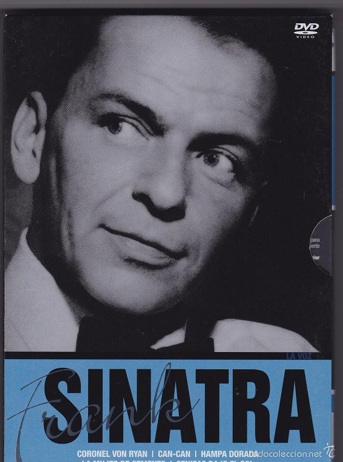 FRANK SINATRA - PACK ACTORES & DIRECTORES ESENCIALES (5 DVDS) (Cine - Películas - DVD)