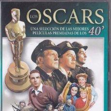 Cine: LOS OSCARS - AÑOS 40 - 5 DVDS. Lote 55860659