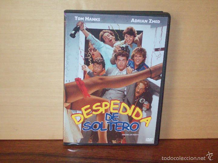 DESPEDIDA DE SOLTERO - TOM HANKS - ADRIAN ZMED - DIRIGIDA POR NEIL ISRAEL - DVD (Cine - Películas - DVD)