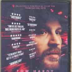 Cine: LOCKE DVD DVD -UNO DE LAS FILMS MAS ACLAMADOS DE LOS ÚLTIMOS 5 AÑOS.. Lote 55888026