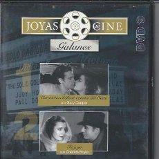 Cine: JOYAS DEL CINE -GALANES DVD Nº 9.NUEVO. Lote 55907628