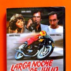 Cine: LARGA NOCHE DE JULIO - PRECINTADA. Lote 55994170