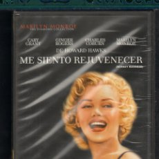 Cine: CINE GOYO - DVD - ME SIENTO REJUVENECER - MONKEY BUSINESS -CARY GRANT-MARILYN MONROE-GINGER R *UU99. Lote 40987140