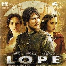 Cine: DVD LOPE LEONOR WATLING . Lote 57323702