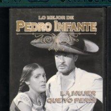 Cine: CINE GOYO - DVD - MUJER QUE YO PERDI -* PEDRO INFANTE *BB99. Lote 30115997