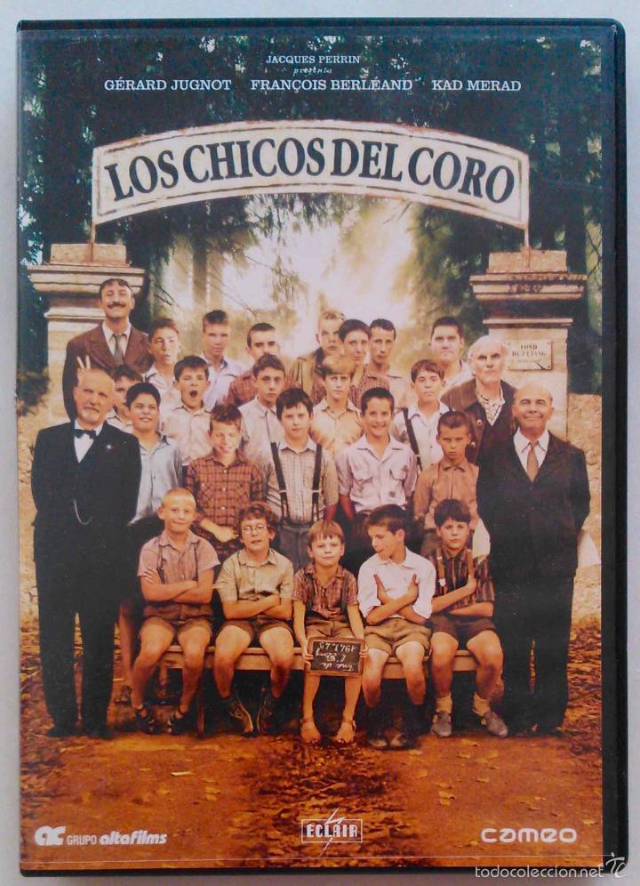 los chicos del coro online castellano