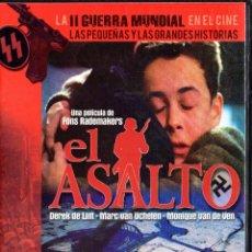 Cine: . DVD COLECCION LA II GUERRA MUNDIAL EN EL CINE Nº11 EL ASALTO PRECINTADA. Lote 56048366