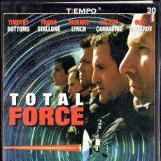 Cinema: . DVD TOTAL FORCE. Lote 56054165