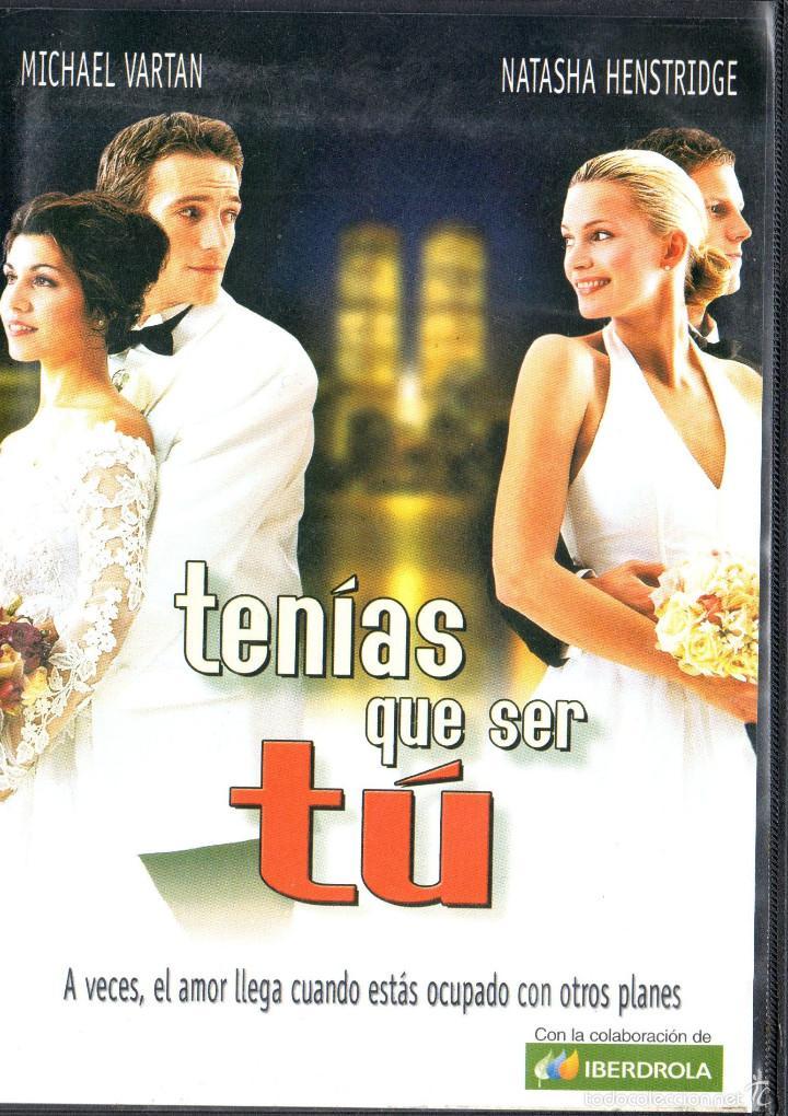 Dvd Tenias Que Ser Tu Cine Peliculas Dvd