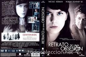 RETRATO DE UNA OBSESIÓN [DVD] (Cine - Películas - DVD)