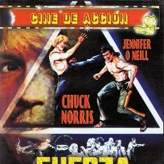 Cine: DVD FUERZA 7 CHUCK NORRIS . Lote 56109384
