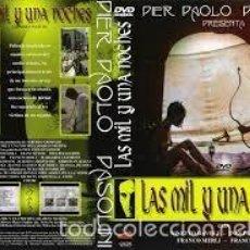 Cine: LAS MIL Y UNA NOCHES (DVD). Lote 56125022