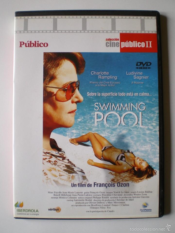 SWIMMING POOL -- FRANCOIS OZON. (Cine - Películas - DVD)