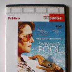 Cine: SWIMMING POOL -- FRANCOIS OZON.. Lote 56130400