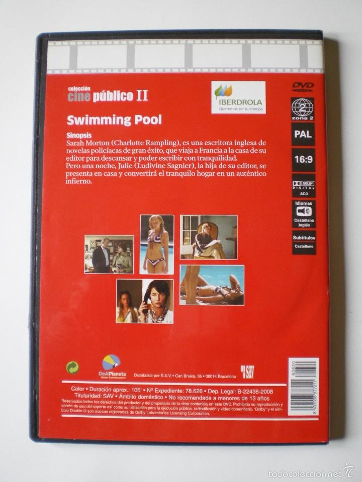 Cine: Swimming Pool -- Francois Ozon. - Foto 2 - 56130400