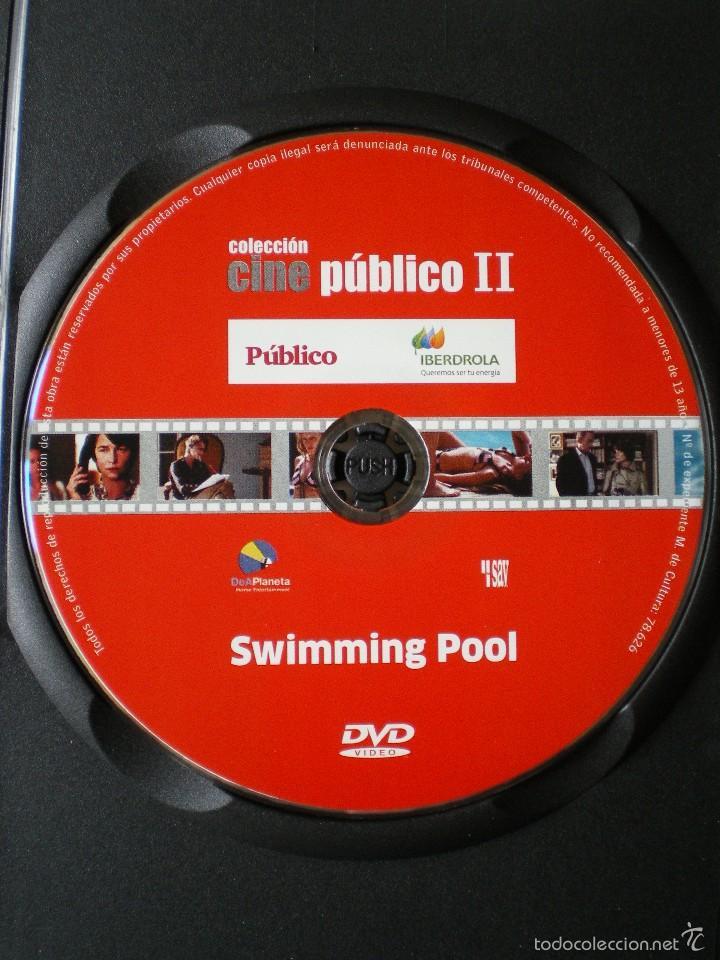 Cine: Swimming Pool -- Francois Ozon. - Foto 3 - 56130400