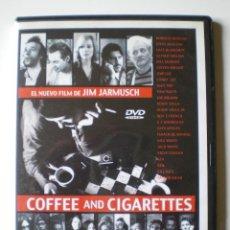 Cine: COFFEE AND CIGARETTES -- JIM JARMUSCH. Lote 56130737