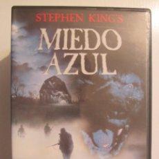 Cine: DVD MIEDO AZUL. Lote 56137418