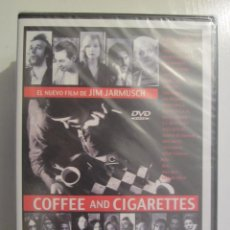 Cine: DVD COFFEE AND CIGARRETTES. Lote 56160077