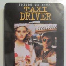 Cine: DVD TAXI DRIVER CAJA METALICA. Lote 56160665
