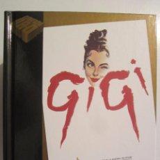 Cine: DVD GIGI (LIBRO DVD). Lote 56160902