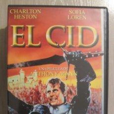 Cine: DVD EL CID. Lote 171602985
