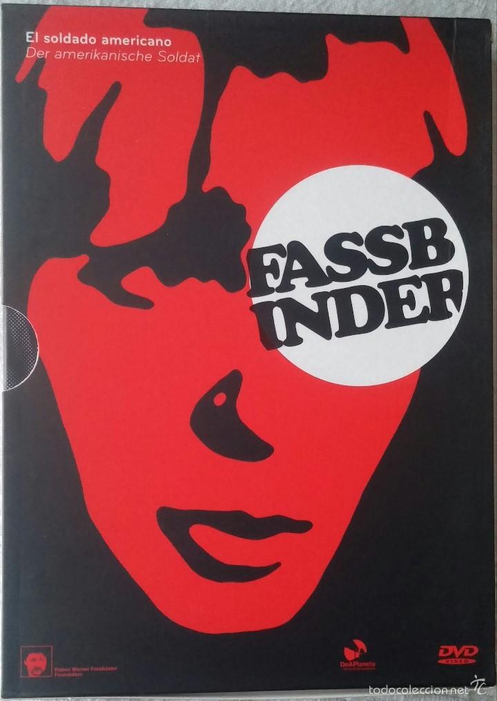 EL SOLDADO AMERICANO (1970) - RAINER WERNER FASSBINDER - DESCATALOGADO - DVD (Cine - Películas - DVD)