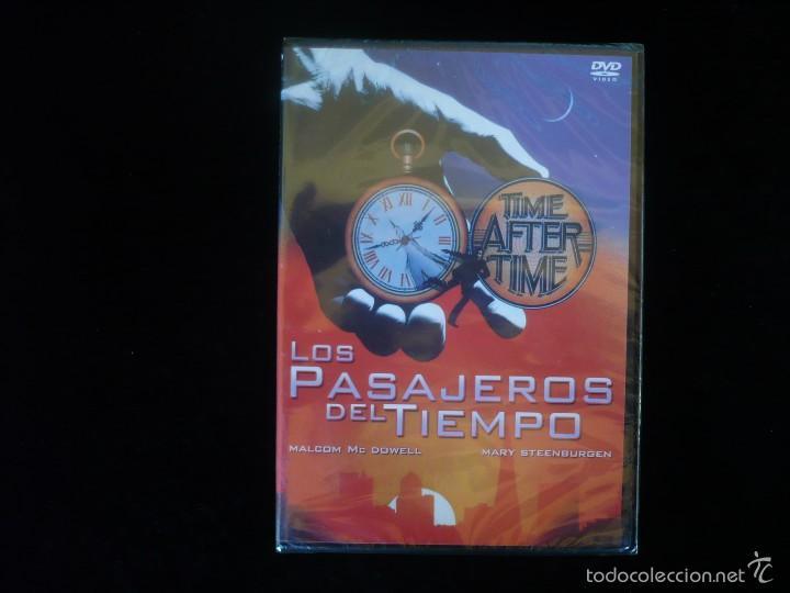 LOS PASAJEROS DEL TIEMPO - DVD NUEVO PRECINTADO (Cine - Películas - DVD)
