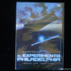 Cine: EL EXPERIMENTO PHILADELPHIA - NUEVA PRECINTADA. Lote 80329666