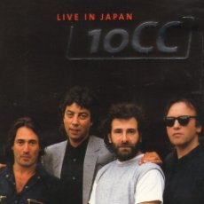 Cine: CINE GOYO - DVD - DIEZ 10CC - LIVE IN JAPAN - RARISIMA *UU99. Lote 22778711