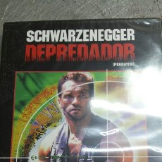 Cine: DVD DEPREDADOR. Lote 297045408
