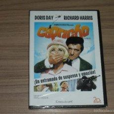Cine: CAPRICHO DVD DORIS DAY RICHARD HARRIS NUEVA PRECINTADA. Lote 175201910