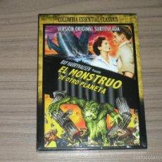 Cine: EL MONSTRUO DE OTRO PLANETA EDICION ESPECIAL DVD NUEVA PRECINTADA. Lote 98850743