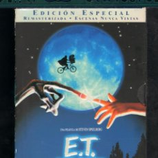 Cine: CINE GOYO - DVD - ET EL EXTRATERRESTRE - DEE WALLACE - PETER COYOTE - DREW BARRYMORE 2 DISCOS *CC99. Lote 56365736