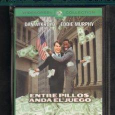 Cine: CINE GOYO - DVD - ENTRE PILLOS ANDA EL JUEGO - DAN AYKROYD - EDDIE MURPHY - *AA98. Lote 83789656