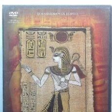 Cinema: DVD EL SECRETO DE LOS JEROGLIFICOS LOS MISTERIOS DE EGIPTO. Lote 56375948