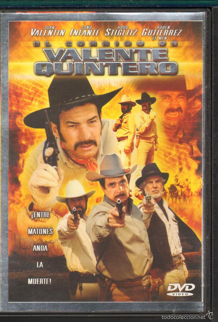 Cine Goyo Dvd Corrido De Valente Quintero Verkauft Durch