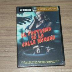 Cine: EL FANTASMA DE LA CALLE MORGUE DVD EDGAR ALLAN POE NUEVA PRECINTADA. Lote 98727270