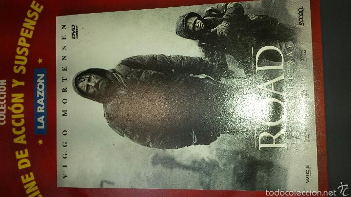 DVD THE ROAD (Cine - Películas - DVD)
