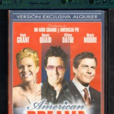 Cine: CINE GOYO - DVD - AMERICAN DREAMZ - HUGH GRANT - DENNIS QUAID - MANDY MOORE *CC99. Lote 30116822