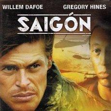 Cinéma: DVD SAIGÓN WILLEM DAFOE . Lote 56492091